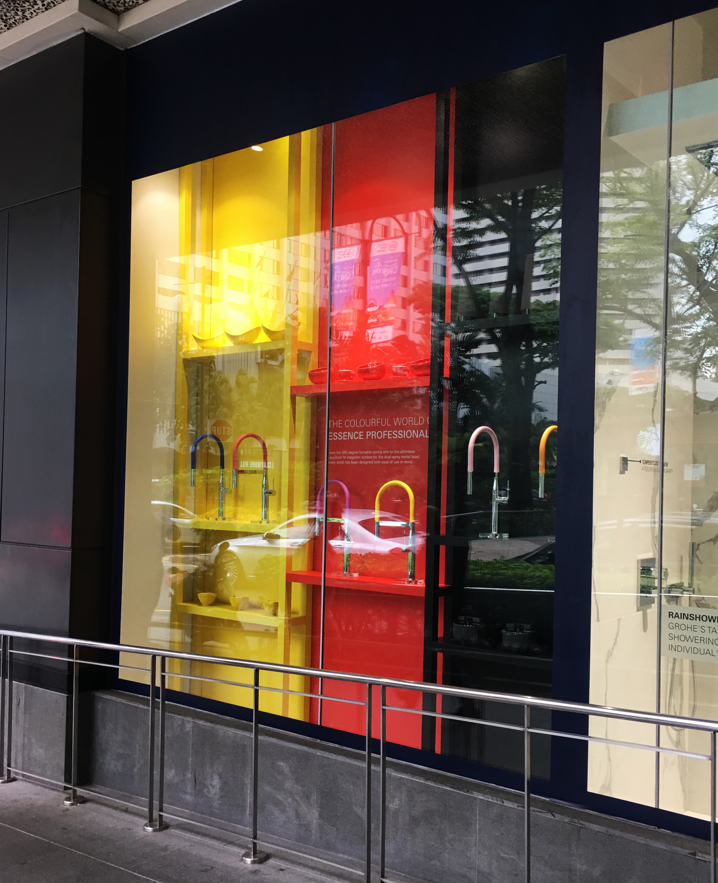 <p>When designing a window display for your product, you need to pick the one feature that resonate best with your customers.</p>
